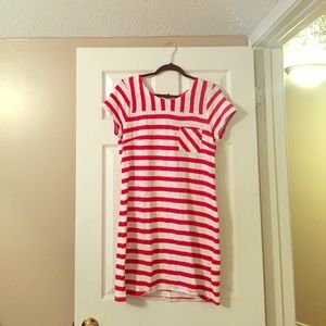 Striped dress from Old Navy